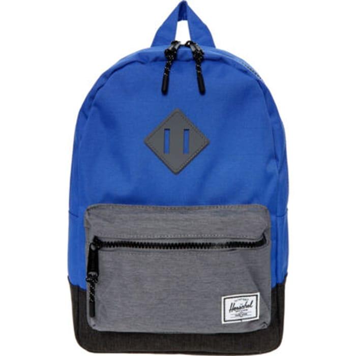 HERSCHEL Amparo Blue & mid Grey Backpack