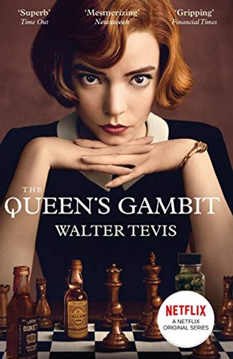 The Queen's Gambit: Now a Major Netflix Drama Kindle Edition
