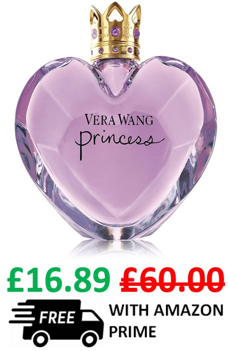 72% OFF! Vera Wang Princess EDT 100ml **4.6 STARS**