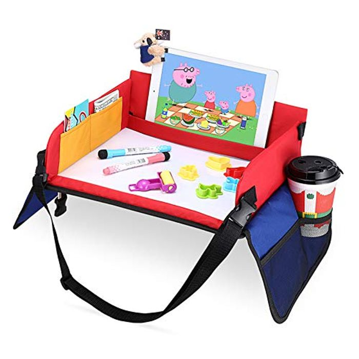 Deal Stack! Snack & Play Travel Tray