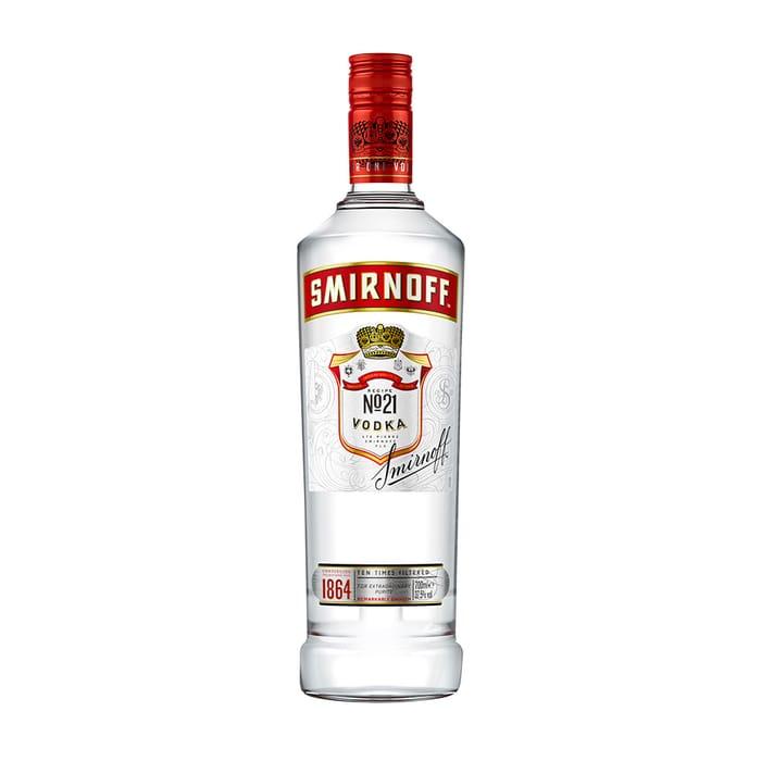 Smirnoff Red Label Vodka 70cl