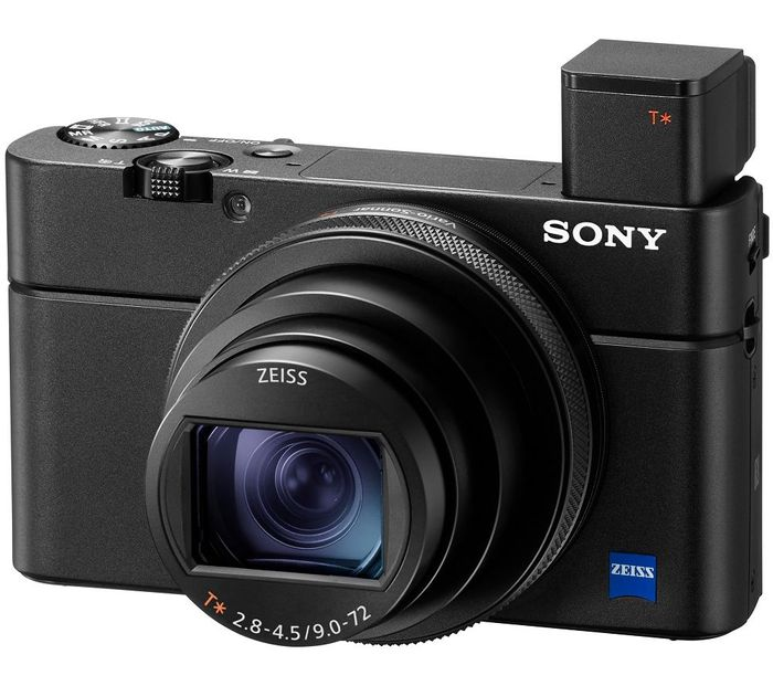 SONY Cyber-Shot DSC-RX100 VI High Performance Camera - Black £739 at Currys
