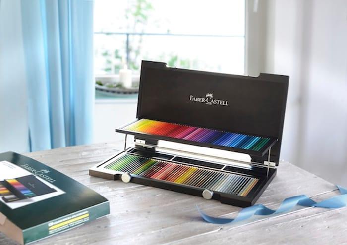 Win Faber-Castell colour pencils (3 prizes)