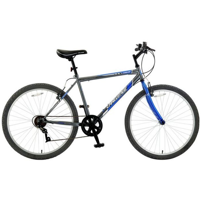 Challenge Conquer 26 Inch Wheel Size Mens Mountain Bike