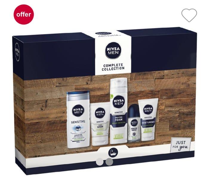 BLACK FRIDAY DEAL Nivea Men Complete Collection Gift Set Only £9