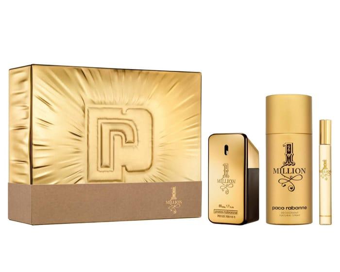 Paco Rabanne - 1 Million' Eau De ToiletteChristmas Gift Set,Use Code HK33 £37.35