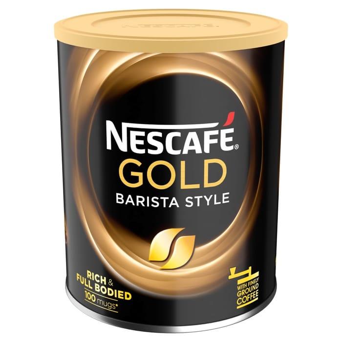 Nescafe Gold Blend Barista Style 180g