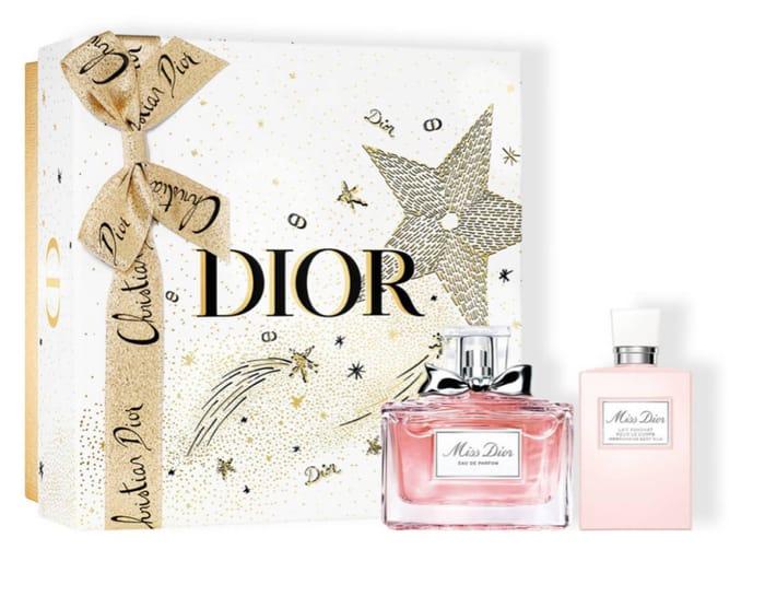 DIOR - 'Miss' Eau De Parfum Gift Set with Code HK33 Only £62.75