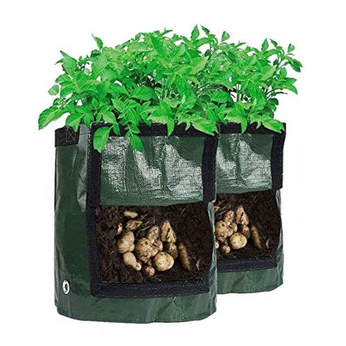 Prime Price - 2 Pack Potato Growing Bags - Only £3!