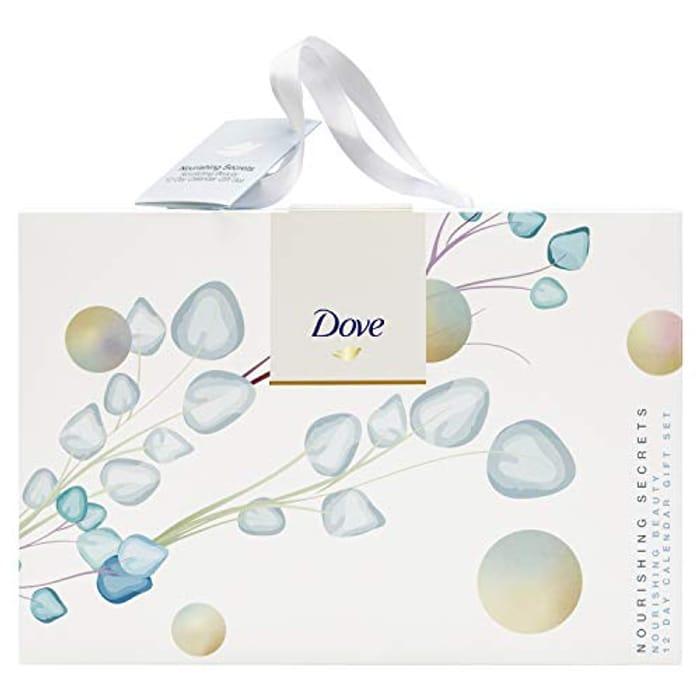 Dove Nourishing Secrets 12 Days of Christmas Advent Countdown Gift Set