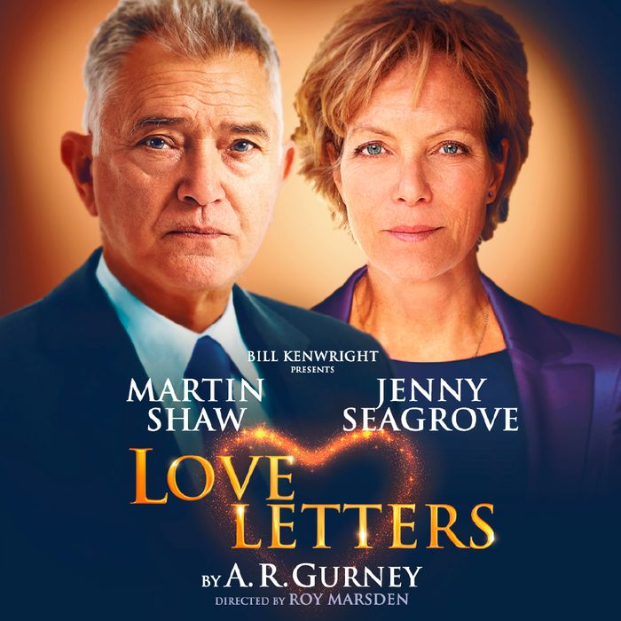 Win Tickets to See Love Letters at the Theatre Royal Haymarket