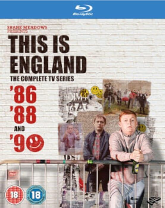 This is England '86, '88 & '90 Boxset Blu-Ray