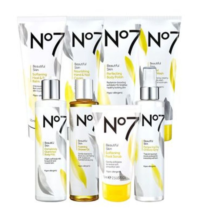No7 Pamper Collection