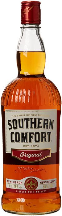 Southern Comfort Original, 1 LITRE + FREE DELIVERY WITH PRIME