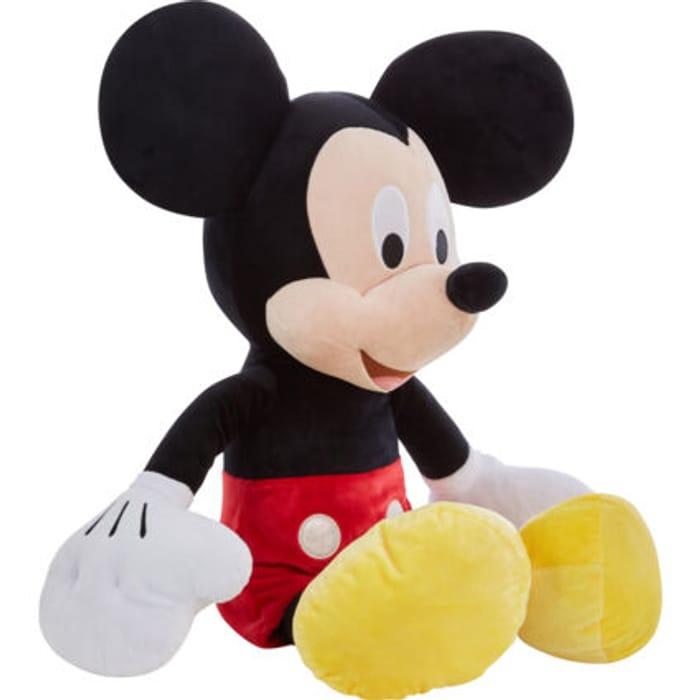 DISNEY JUNIOR Muticolour Mickey Mouse Teddy 85x45cm