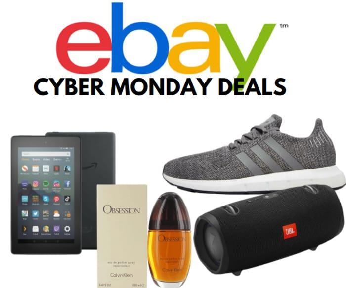 CHEAP! ebay Cyber Monday - Best Of The Best Deals - Ends Midnight!