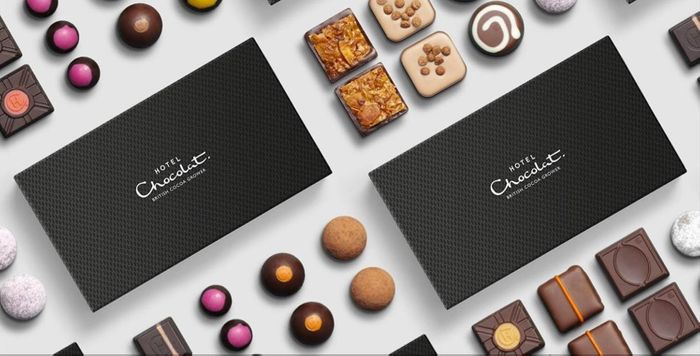 Save up to £30 at Hotel Chocolat