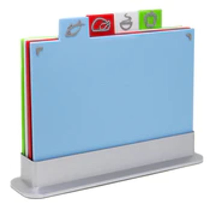 Coloured Index Chopping Board Set |