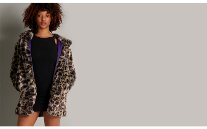 Win a Luxury, Faux-Fur Coat from Culthread worth £435