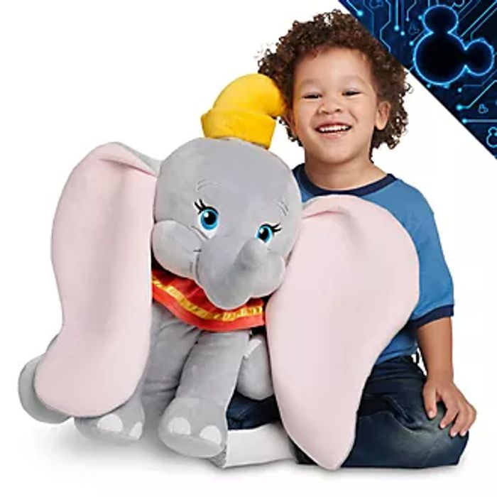 shopDisney BOGOHP for Cyber Monday - 2 Large Soft Toys for £30 & More!