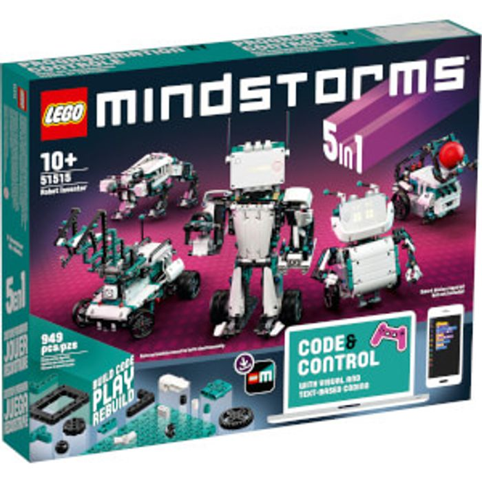 LEGO MINDSTORMS Robot Inventor 5in1 Remote Control Toy 51515