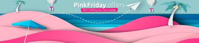 £20 off Bookings over £149 at lastminute.com in the Black Friday Event