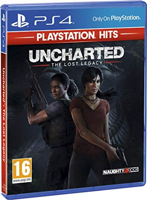 Uncharted: The Lost Legacy PlayStation Hits (PS4) - Only £7.99!