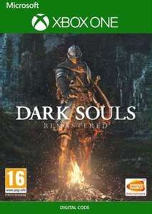Dark Souls: Remastered [Xbox One] - Only £9.79!