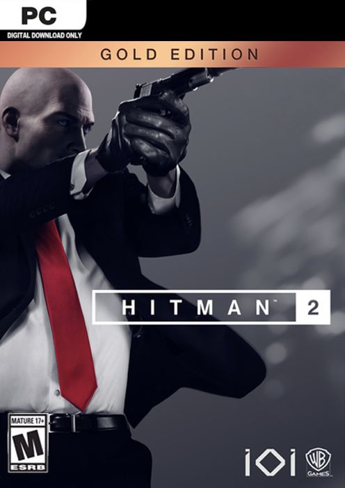 [Steam] Hitman 2 Gold Edition (PC) - Only £7.99!