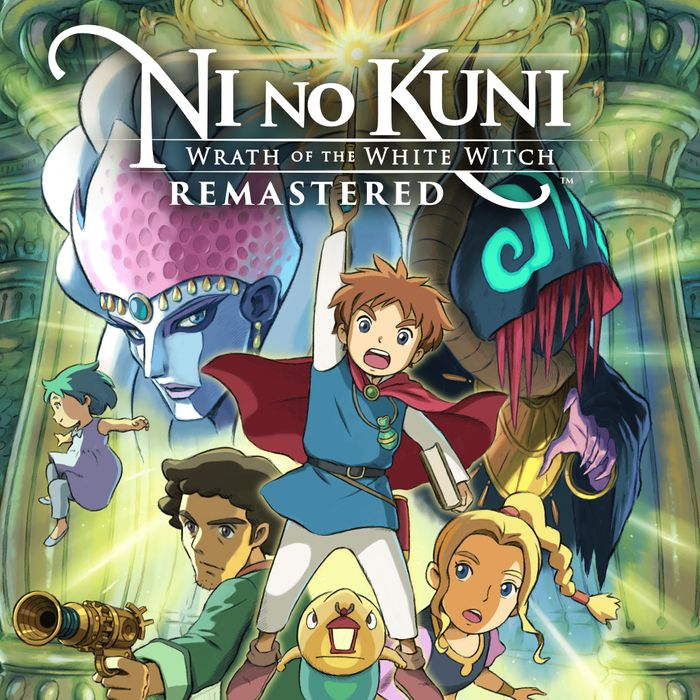 [PS4] Ni No Kuni: Wrath of the White Witch Remastered - Only £8.99!