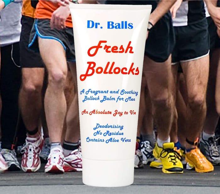 "Dr. Balls - Fresh Bollocks - ""...This Stuff Actually is the Dogs Bollocks..."""