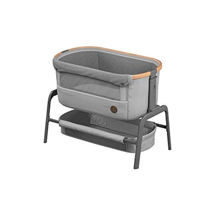 Maxi-Cosi Iora Bedside Crib with Easy Slide Function