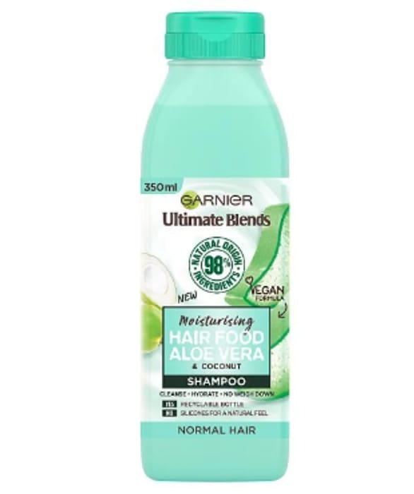 Garnier Ultimate Blends Hair Food Aloe Vera Shampoo 350ml