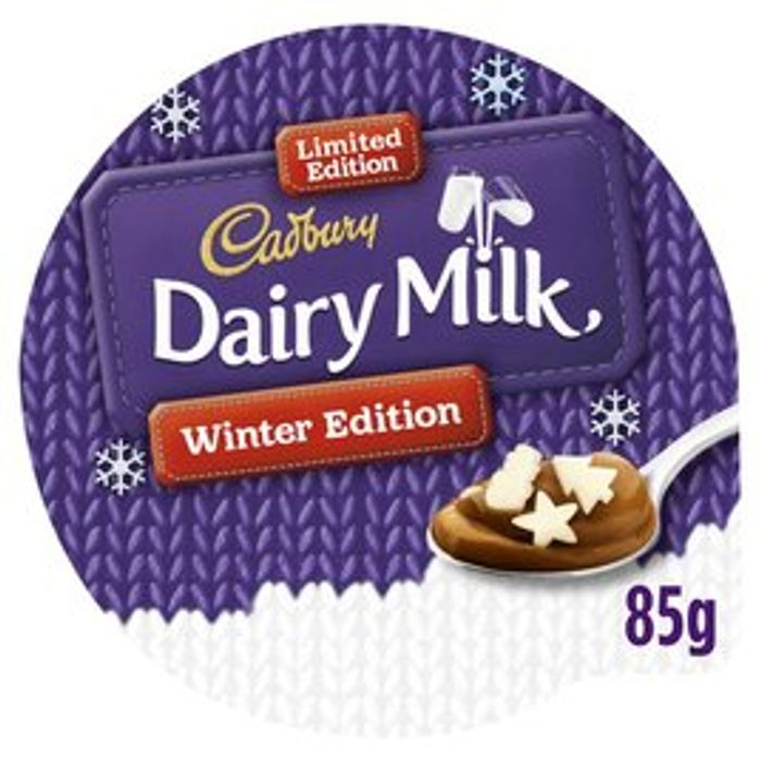 2 Cadbury Twin Pot Limited Edition 85g - Only £1!