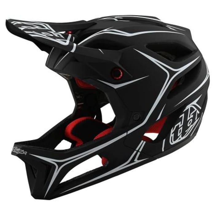 Troy Lee Designs Stage MIPS Pinstripe Full Face MTB Helmet - Only £159!