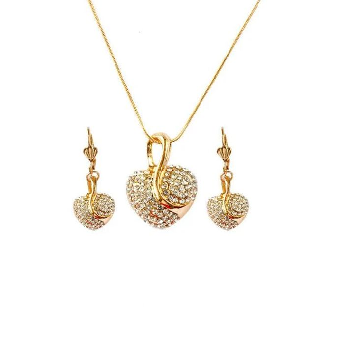 FREE Necklace & Earring Set W/ Code
