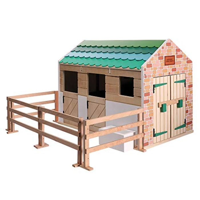 BEST EVER PRICE Lottie Dolls Stable Playset | Toy Farm Playset