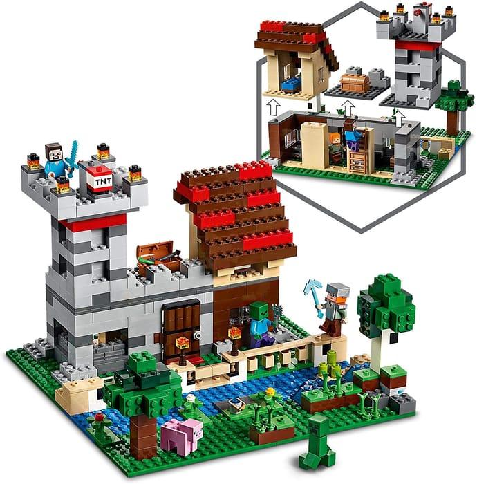 LEGO Minecraft The Crafting Box 3.0 (21161)