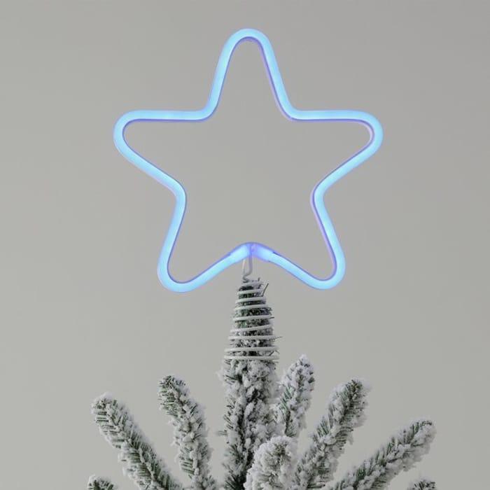 Argos Home Christmas Rhapsody Light up Star Tree Topper