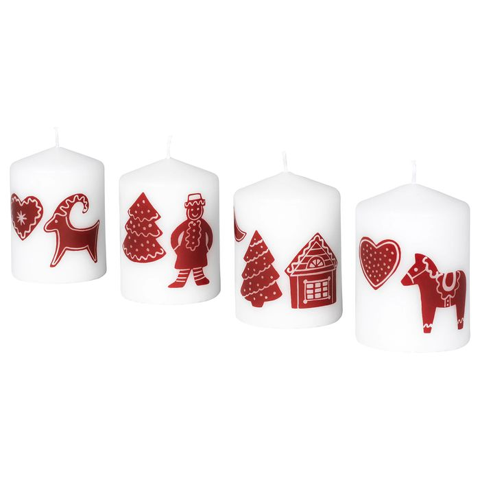 IKEA Christmas Candle - Only £2.50!