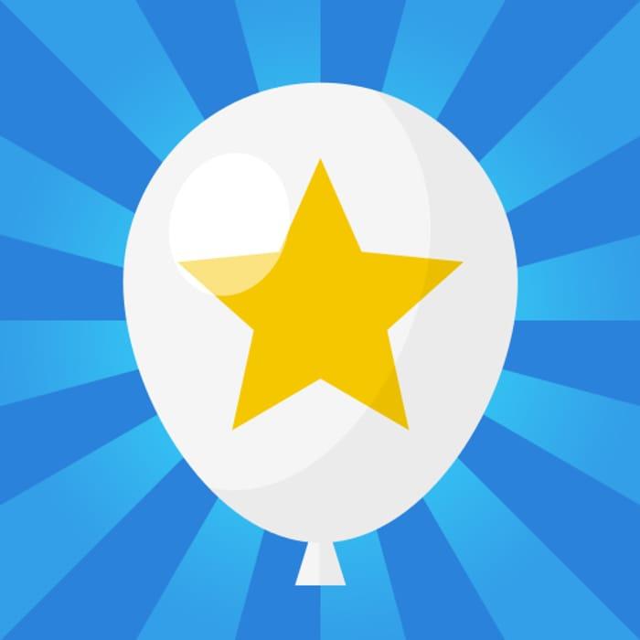 Star Balloon - Logic Game - Usually £0.89