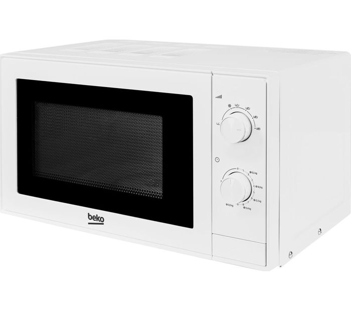*SAVE over £14* BEKO 20Ltr Compact Solo Microwave - White