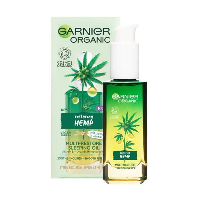 HALF PRICE - Garnier Organic Hemp Facial Oil