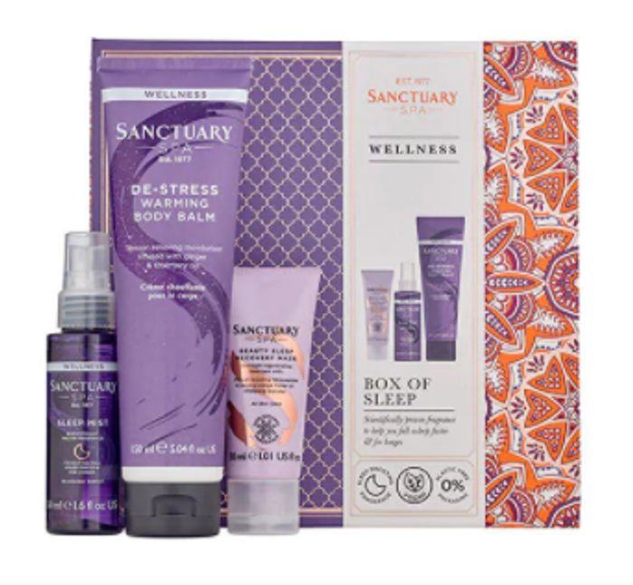 Sanctuary Spa Box of Sleep Gift - Only £7.5!
