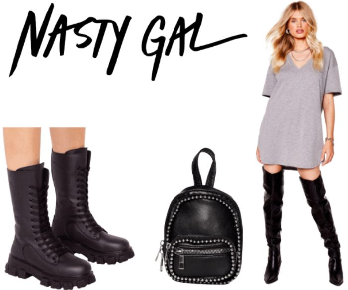Nasty Gal - 60% Off EVERYTHING - Dresses From £5