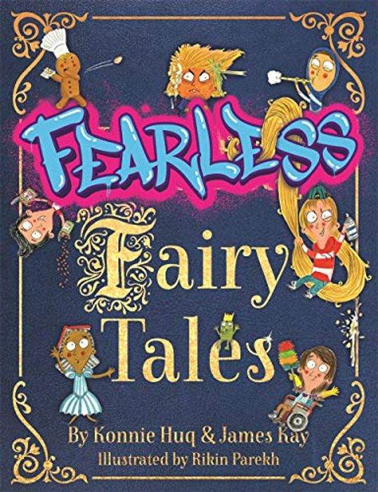 Fearless Fairy Tales: Have a Fairytale Christmas with This Perfect Gift Book!
