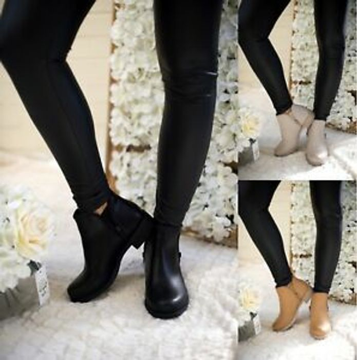 Bargain! Ankle Boots Different Colours - Free Delivery