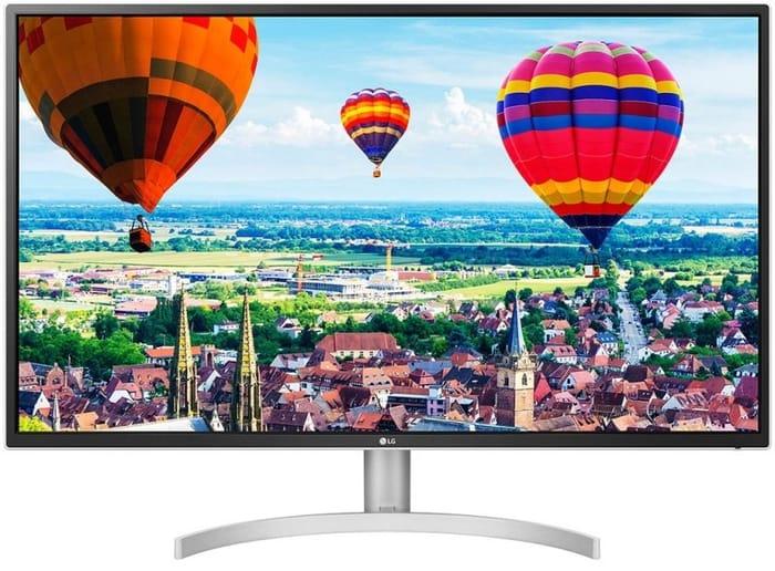 LG 32QK500-C 32'' Class QHD LED IPS 75hz 5ms Monitor - Only £199.98!