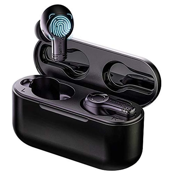DEAL STACK - Omthing Earphones Bluetooth in Ear, Touch Control Earbuds