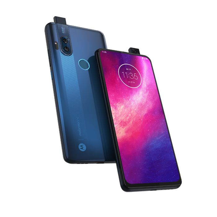 Motorola One Hyper 4+128GB Deep Blue Sea